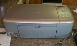 $30 HP PSC 1600 All-In-One printer/scanner/copier