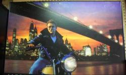 $30 James Dean Motorcycle Picture (Bensalem, PA)