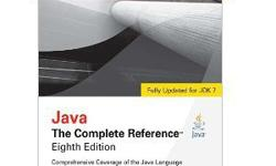 $30 Java - The Complete Reference - 8th Edition - Herbert