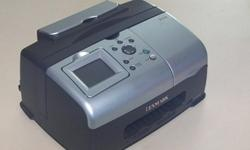 $30 Lexmark P315 Digital Photo Color Printer For Sale