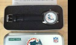 $30 Miami Dolphins 1972 super bowl watch