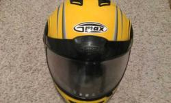 $30 Modular Snowmobile Helmet (Troy)