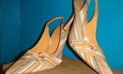 $30 OBO Nine West Slingback Pumps