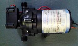 $30 Shurflo Water Pump #2088-423-244 (Holland,Michigan)
