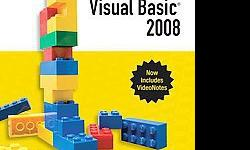 $30 Starting Out With Visual Basic 2008 - used Textbook