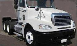 $31,500 Used 2006 Freightliner columbia tractor for sale.