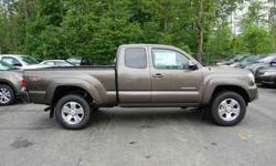$31,730 2013 Toyota Tacoma 4WD Access Cab V6 AT