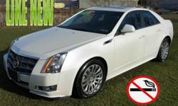 $31,895 2011 Cadillac CTS PERFORMANCE