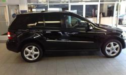 $31,999 2008 Mercedes-Benz ML350 LOADED EXTREMELY LOW MILES!