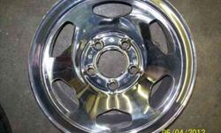 $325 chevy 15x7 ss truck wheels (lou.)