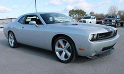 $32,500 2009 Dodge Challenger SRT8
