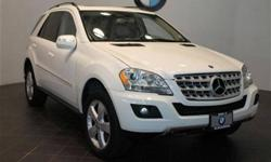 $32,746 Used 2009 Mercedes-Benz M-Class ML350 AWD SUV,