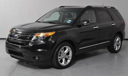 $32,760 2011 Ford Explorer LIMITED