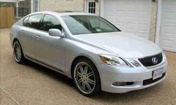 $32,995 2007 Lexus GS 350 Sedan 4D