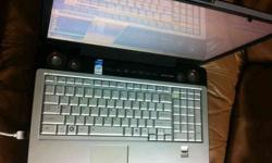 $335 Mint Condition Toshiba Satellite with Finger Reader