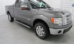 "$33,494 2012 Ford F-150 4WD SuperCab 145"" Lariat"