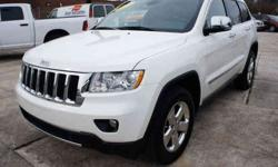 $33,995 2011 Jeep Grand Cherokee LIMITED