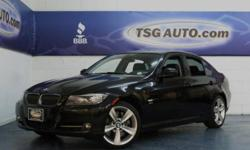 $34,990 Used 2011 BMW 3-Series for sale.
