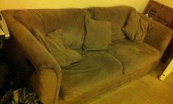 $350 2 nice clean sofa/couch