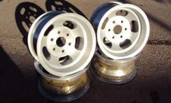 $350 4 US INDY SLOT MAG WHEELS, (15 in x 8.5 in) 6 LUG (OKC