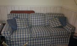 $350 Couch, Recliner, Swivel Chair - $350 OBO