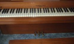 $350 Grinnell Brothers Piano - $350 (Houghton Lake)