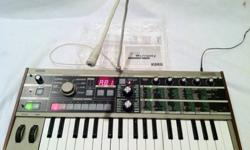 $350 Korg Microkorg Analog Synthesizer