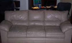 $350 Leather Family Room Set