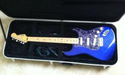 $350 OBO Fender Stratocaster (Made in Mexico)