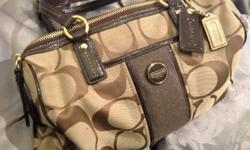 $350 REAL coach purse