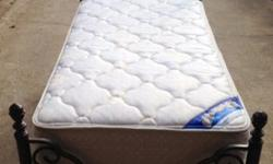 $350 Twin Bed w/mattress