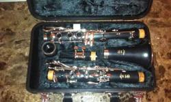 $350 Yamaha Clarinet in Excellent Condition