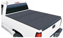 $359 Rugged Cover Folding Tonneau Cover, new
