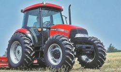 $35,000 2002 Case-IH JX95 Tractor