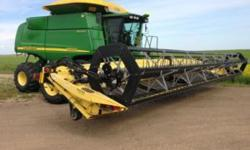 $35,000 2005 Honeybee SP36 Header