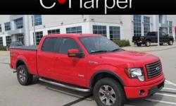 $35,250 2011 Ford F-150 FX4