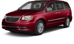 $35,715 2013 Chrysler Town & Country TOURING-L