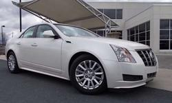 $35,990 2012 Cadillac CTS LUXURY