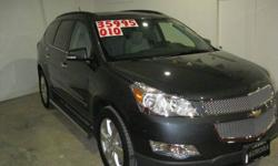 $35,995 2010 Chevy Traverse LTZ