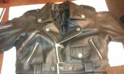 $35 childs 3t leather jacket.... great condition