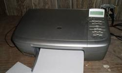 $35 HP ALL-N-ONE Printer