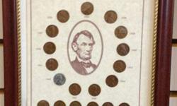 $35 Lincoln Wheat-Ear Penny Collection (LaVista)