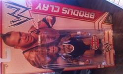 $35 OBO Rare WWE Brodus Clay Action Figure