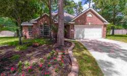 35 Teakwood Place Conroe Three BR, Home Has never flooded!