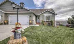 3622 Bunker Dr Rapid City, This beautiful townhome featuring