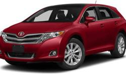 $36,699 2013 Toyota Venza 4dr Wgn V6 AWD XLE