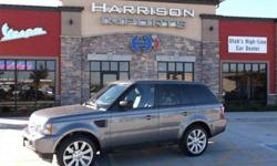 $36,900 Used 2009 Land Rover Range Rover Sport 4WD 4dr HSE