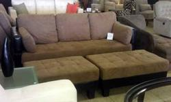 $375 Contemporary Sofa Bed
