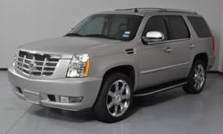 $37,440 2009 Cadillac Escalade LUXURY