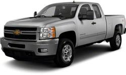 $37,875 2013 Chevrolet Silverado 2500HD Work Truck